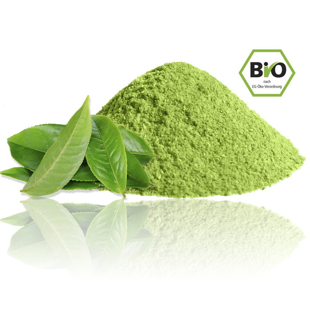 DIRECT ENERGY - Matcha organic