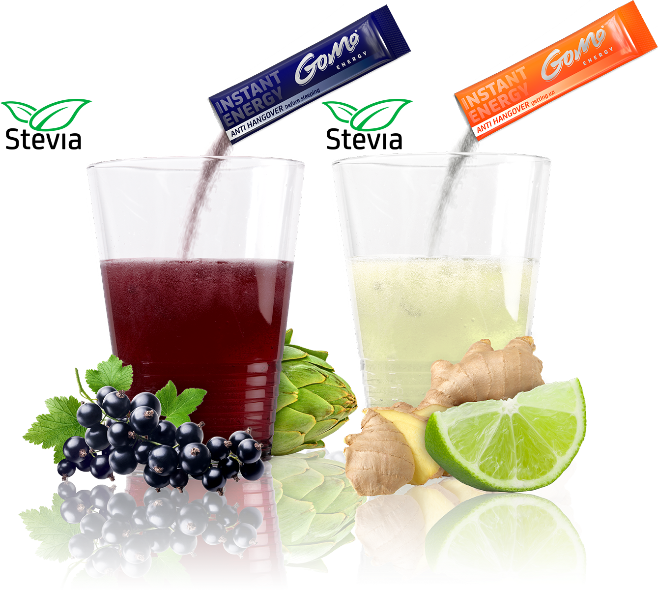 GoMo ENERGY gegen Müdikgkeit gegen Hangover Anti-Hangover low carb zuckerfrei sportgetränk konzentration focus mehr
